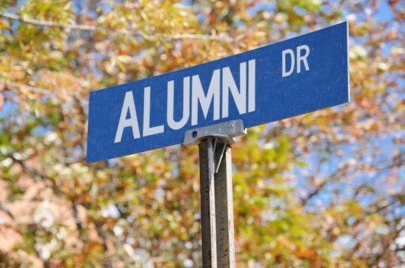 alumni drive